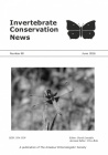 One year subscription to Invertebrate Conservation News